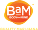 BaM / Body and Mind Logo