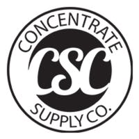 Concentrate Supply Co. Logo