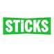 STiCKS Logo
