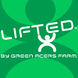 Lifted (Green Acers) Logo