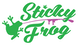 Sticky Frog Logo